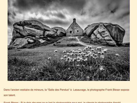 Ma passion du noir et blanc - Frank Bleser