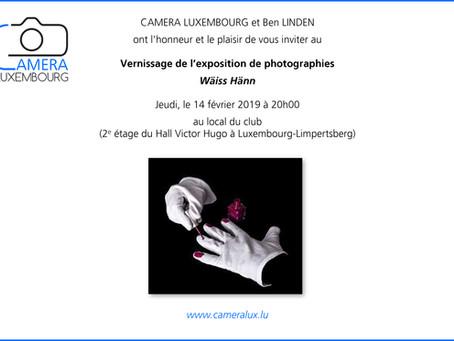 Vernissage exposition Ben Linden