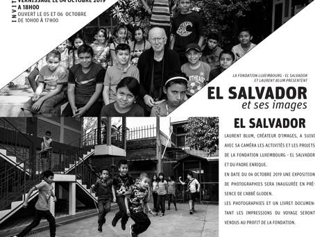 Exposition El Salvador et ses images de Laurent BLUM