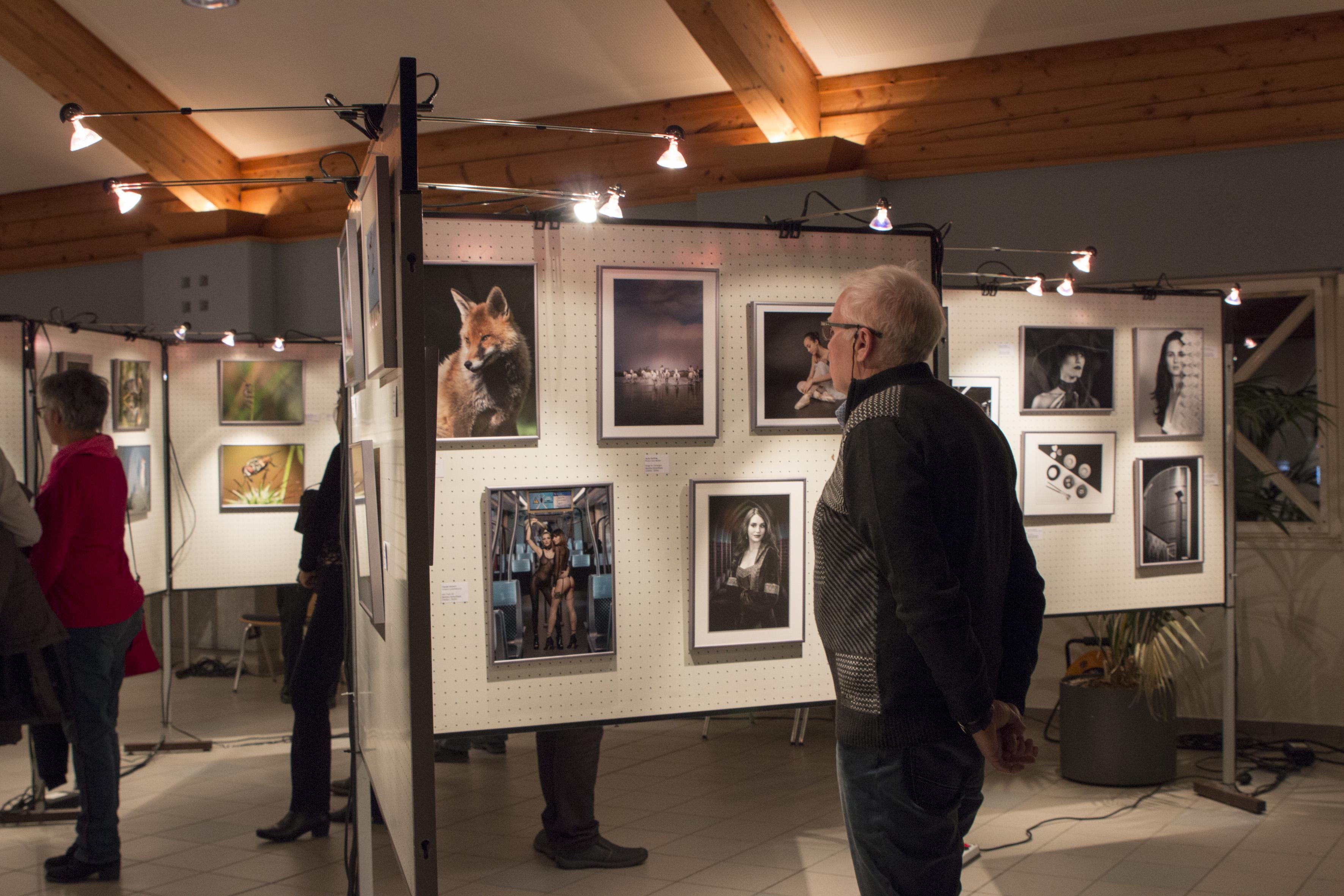 Vue de l'exposition (photo_ Rocio MARTIN