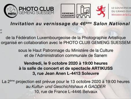 46te Salon National 2020