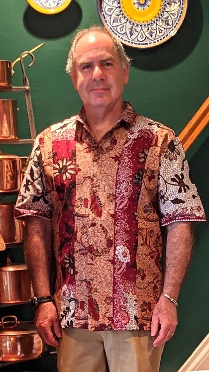Indonesian Dragon shirt