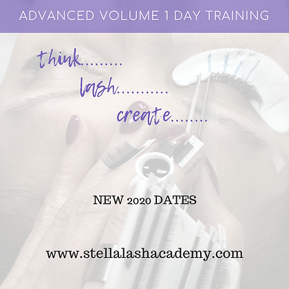 Advanced Volume 1 Day Course