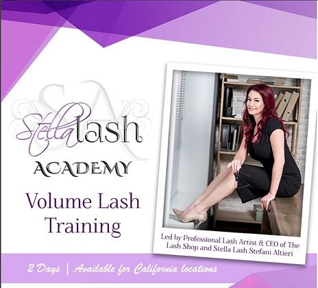 Lash Training At Your Location