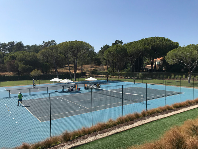 Campos de Ténis Quinta do Lago - Algarve