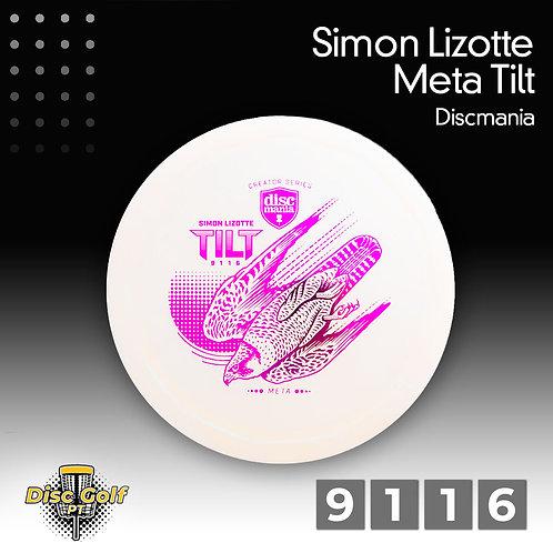 Simon Lizotte Meta Tilt - Discmania