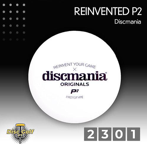 P2 Pro Putter - Discmania