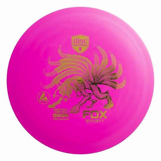 Fox Spirit, Pink