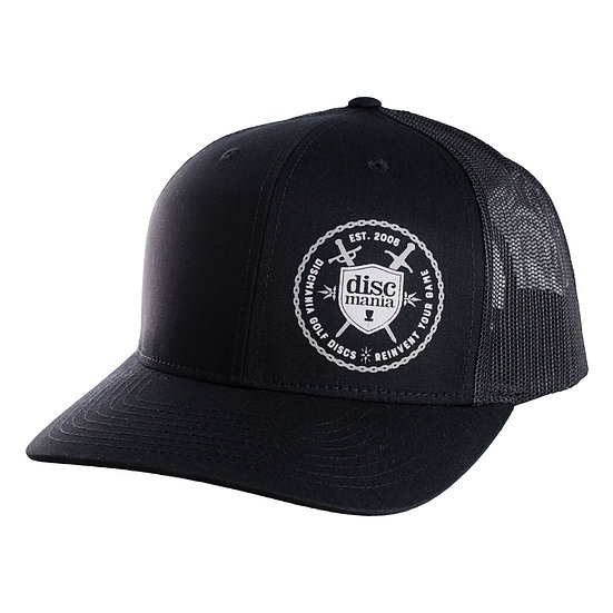 Shield and Swords Trucker Cap