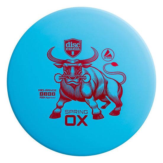 Spring Ox, Light blue