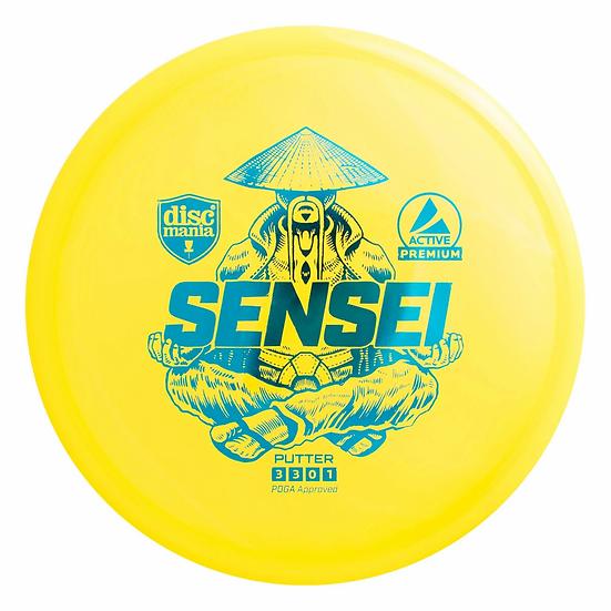 Active Premium Sensei, Yellow
