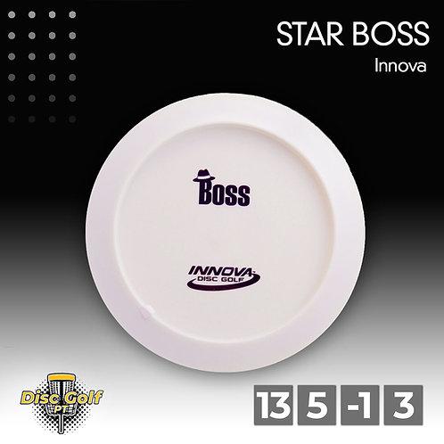 Bottom stamped Star Boss - Innova