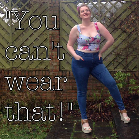 'You Can't Wear That!'