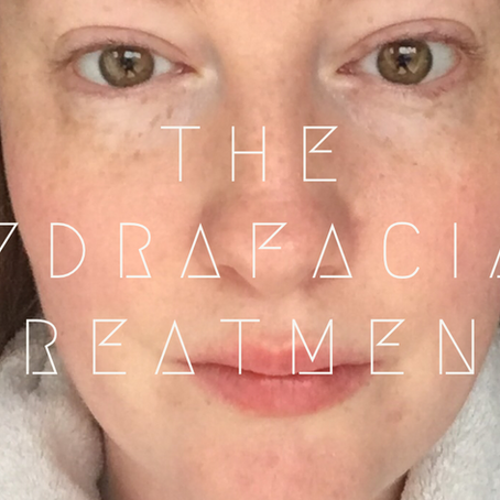 HydraFacial with Bare Faced Aesthetics