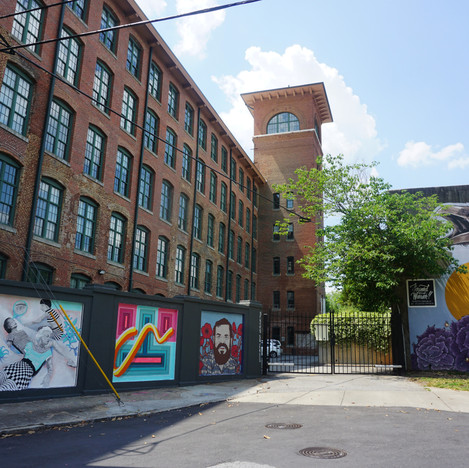 How A Mill Settlement In Atlanta Evolved Into Modern-Day Cabbagetown