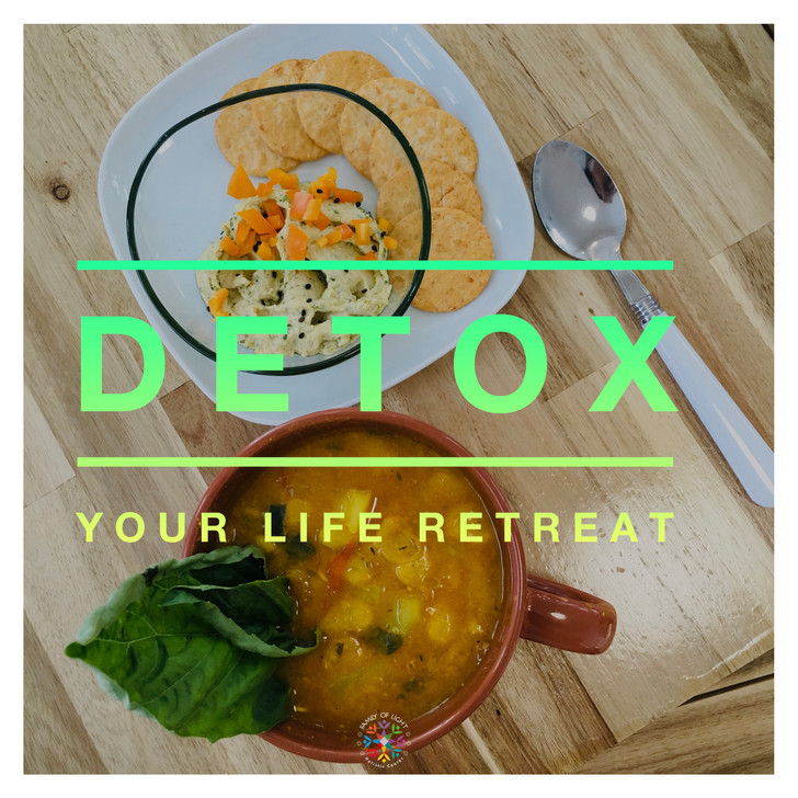 LIFE DETOX: HOW TO BECOME YOURSELF?