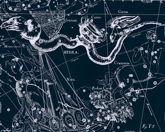 Karmic Life Map