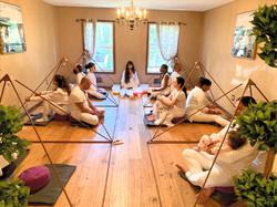Pyramid Meditation & Crystal Sound Bowl Healing