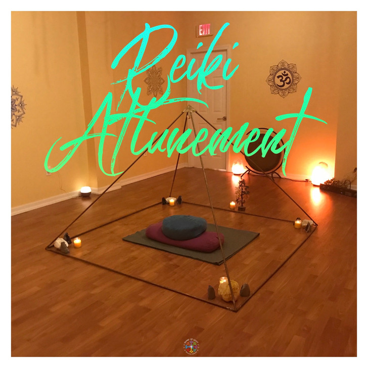 REIKI ATTUNEMENT: how can you get initiated?