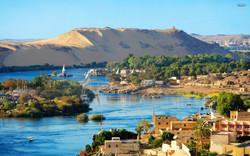 Beauty of Aswan & Nile