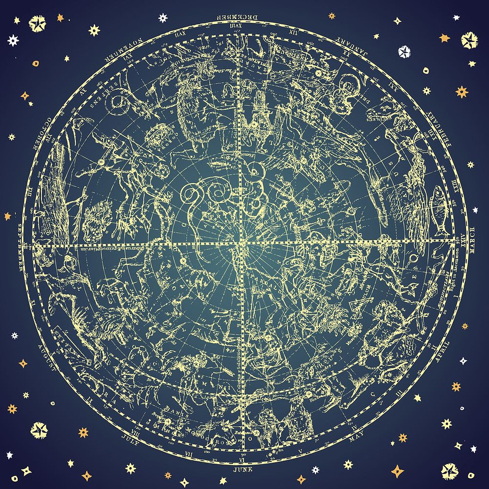 Karmic Life Map, Family of Light Holistic Center