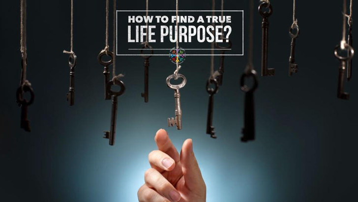 HOW TO FIND A TRUE LIFE PURPOSE?