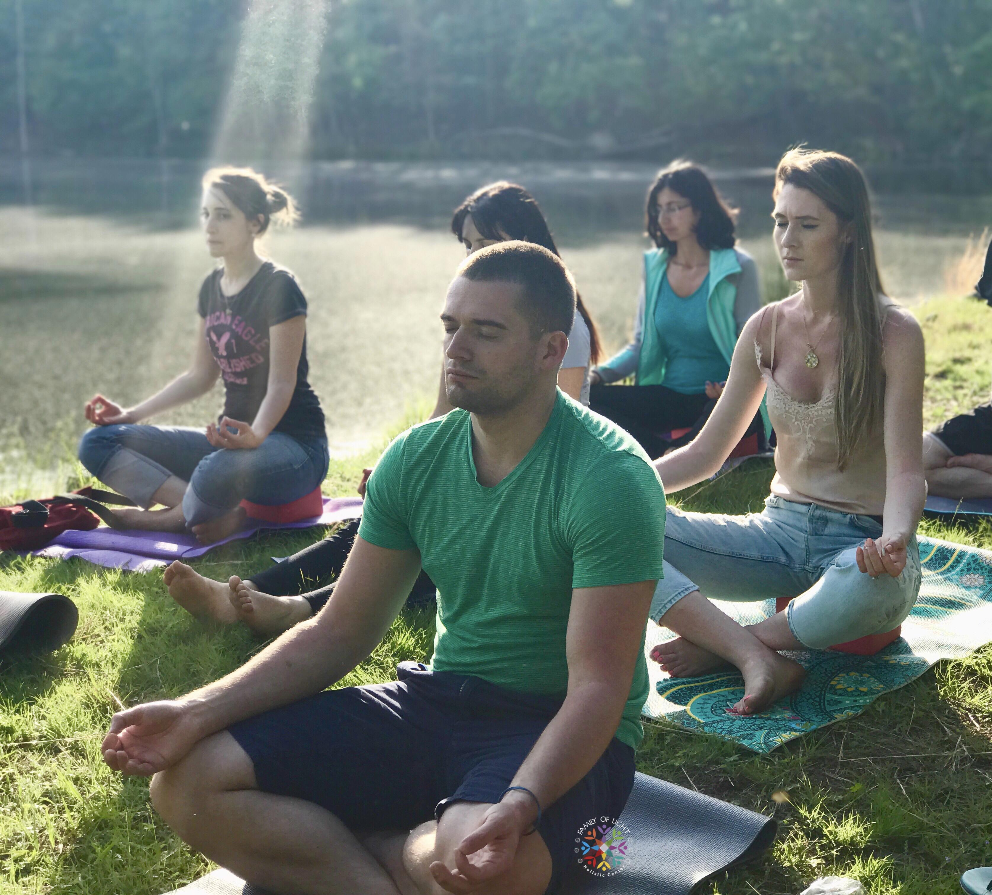 Yoga, Meditation, Retreat