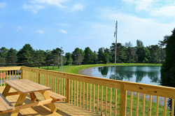 Private Lake View from Deck