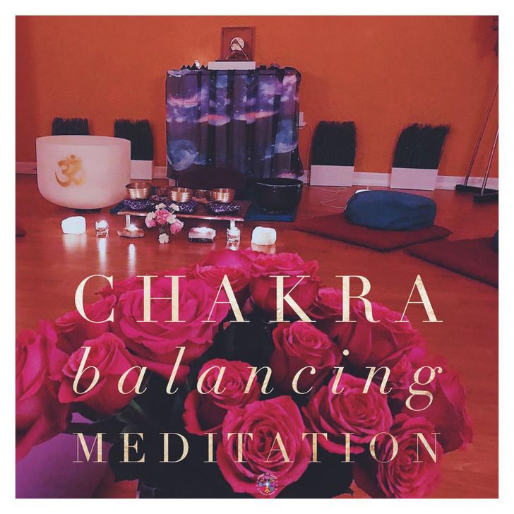 CHAKRA BALANCING MEDITATION: how is it helpful?