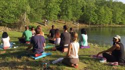 Timeline Healing Meditation in Nature
