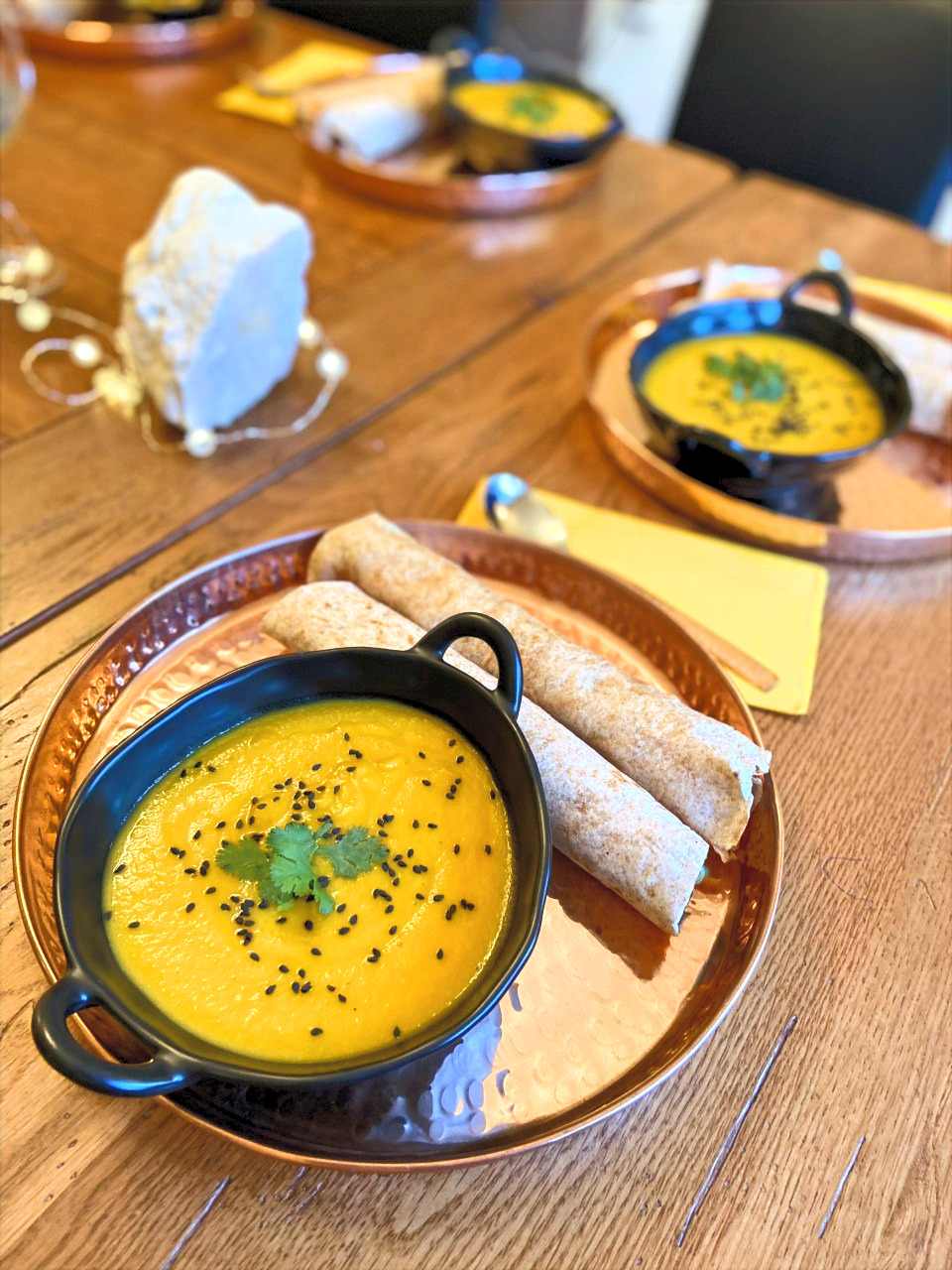 Organic Pumpkin Cream Soup