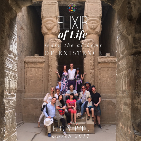 SPIRITUAL RETREAT IN EGYPT 'ELEXIR OF LIFE', MARCH 2017