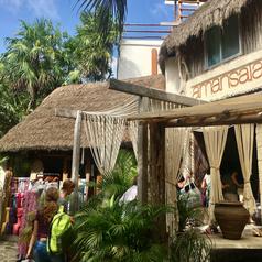 Eco Hotel in Tulum