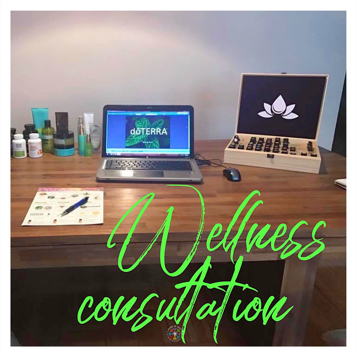 WELLNESS CONSULT: benefits and integration  of essential oils