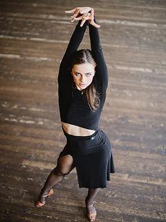 Anastasiia Fedoruk, Yoga Teacher and Body Expert, Master Teacher