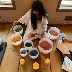 Crystal Singing Bowls Healing & Meditation