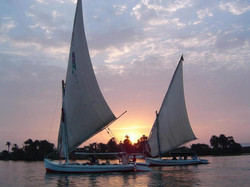 Cruise in Nile River