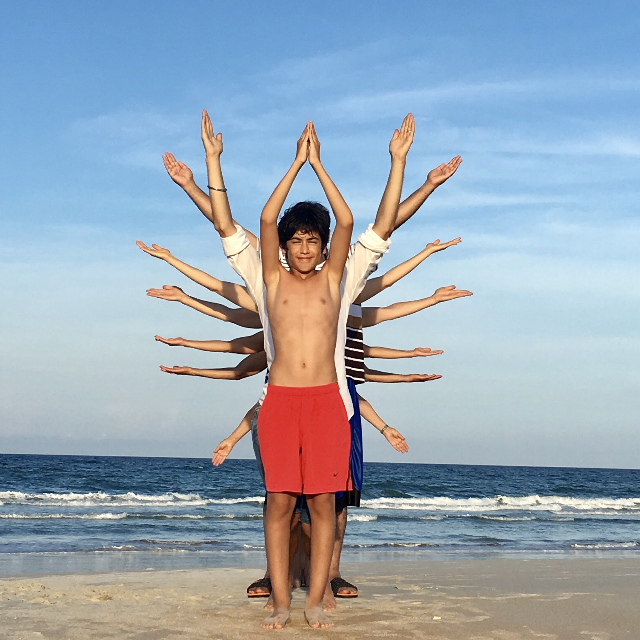 FLORIDA BEACH MEDITATION