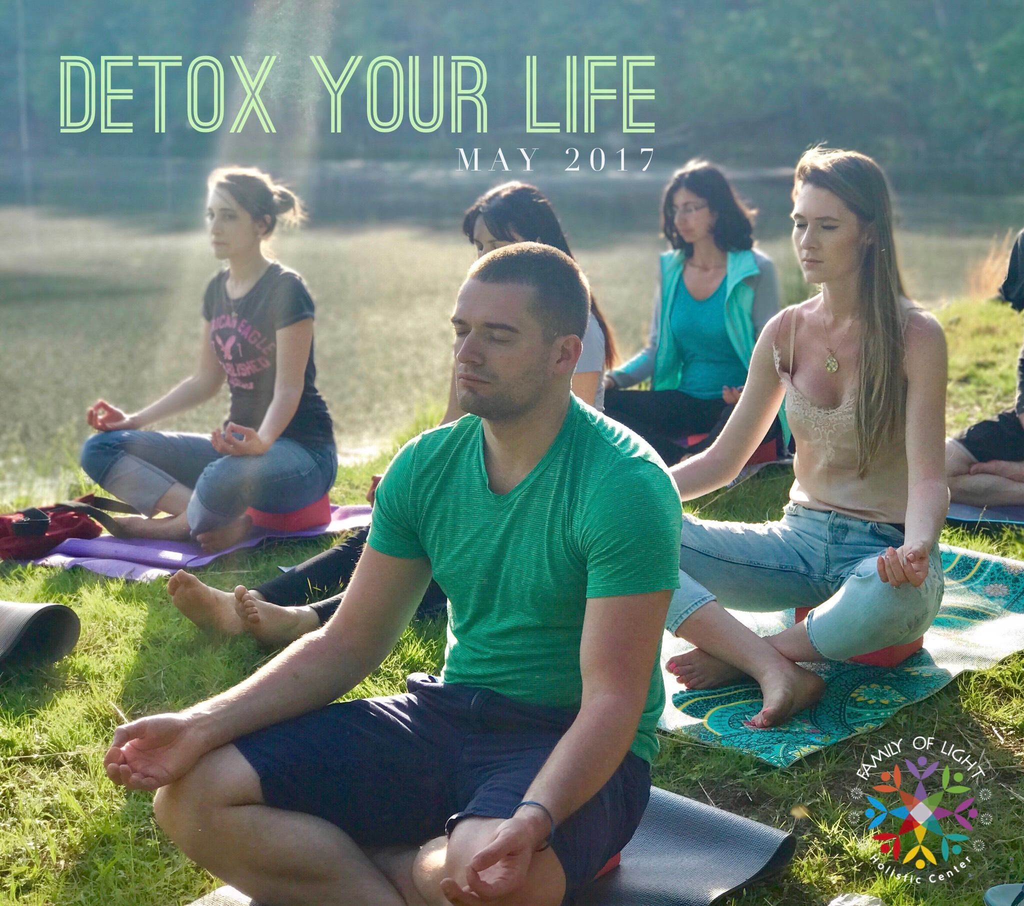 DETOX ETREAT IN POCONOS, MAY 2017