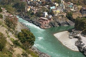 Origin of Ganga