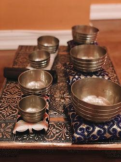 Sound Healing & Chakra BAlancing Meditation with Crystal and Tibetian Sound Bowls