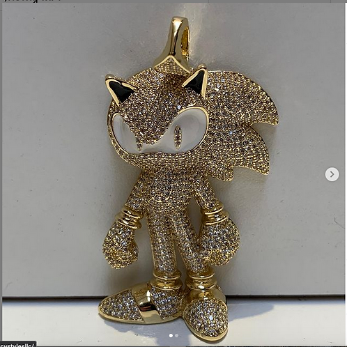 Iced Out Sonic