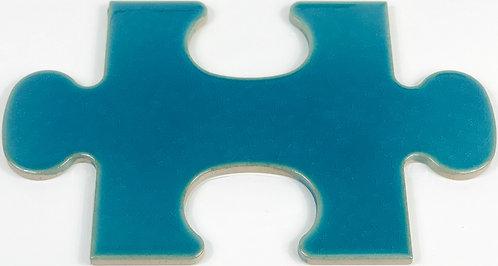 17x28 Puzzle A915 Blu craquelé