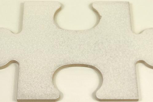 17x28 Puzzle A905 Bianco craquelé