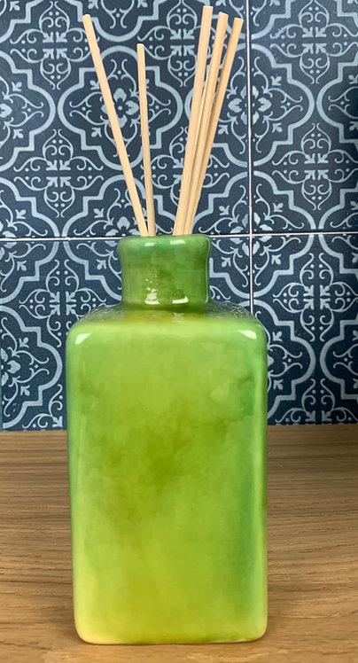 Bottiglia essenziale Verde Chiaro