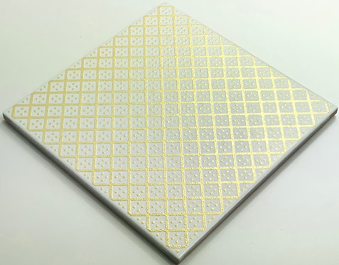 20x20cm Decori Wonder's Patch 2 Gold WP300