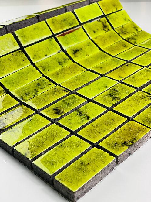 Mosaico in Lava 2,3x4,8 Canaletto Giallo