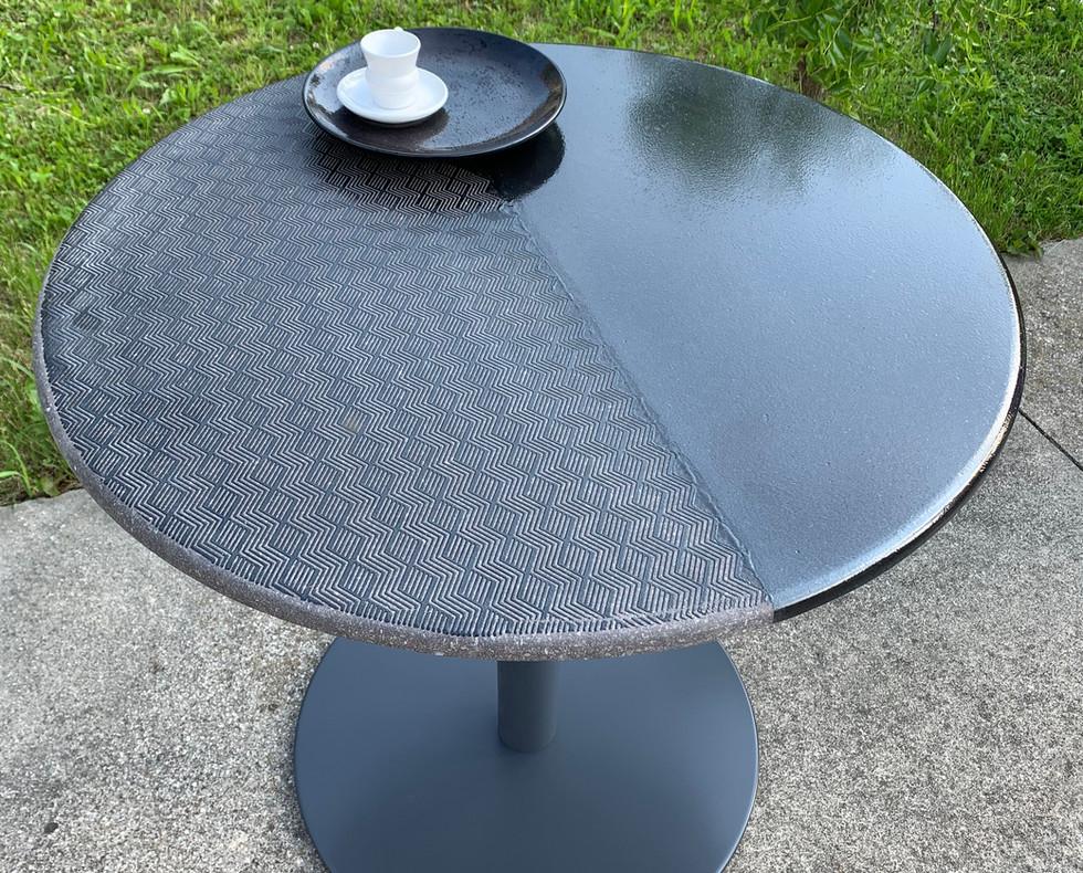 TABLE SVASA' INCROSI NERO