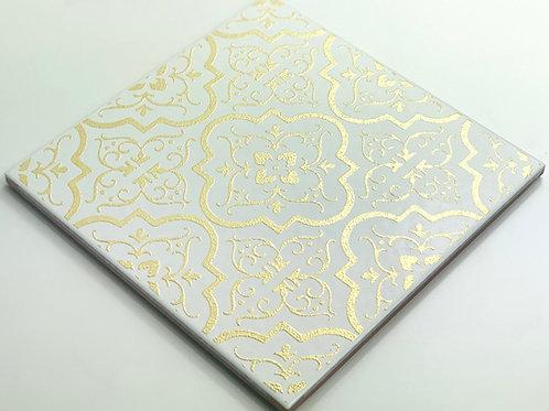 20x20cm Decori Wonder's Patch 1 Gold WP300