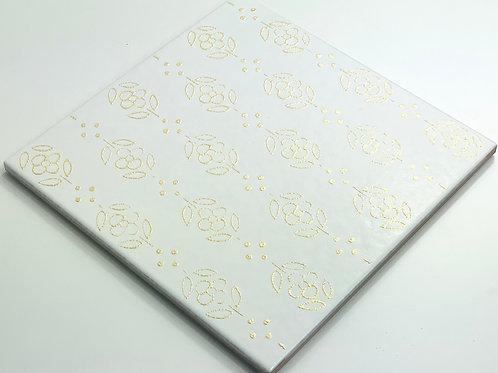 20x20cm Decori Wonder's Patch 5 Gold WP300